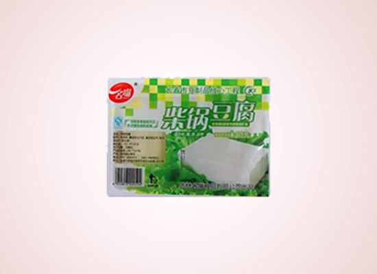 豆制品营养丰富易吸收,柴锅豆腐味道更加鲜美!