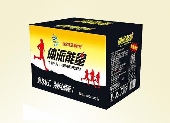 河南美饮食品公司以健康为前提,大力布局功能饮料市场