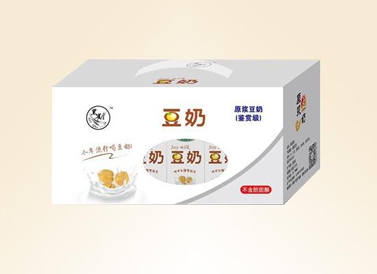 新疆早开心果业公司立足早餐发展,抢滩百亿豆奶饮品市场