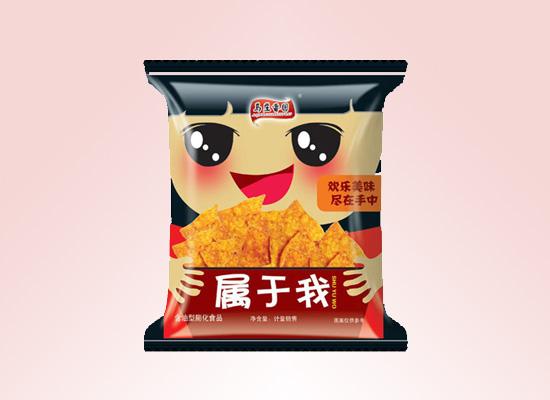 宁晋县鹏展食品厂不断创新,打造别样风味的膨化食品