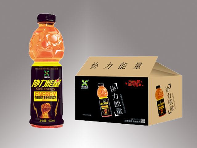 协力功能饮料唤醒你的能量,布局千亿市场打造超级单品