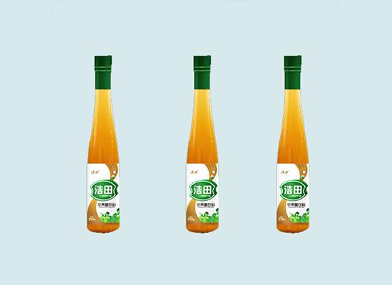 浩田饮品:用高质量产品,为品牌代言!