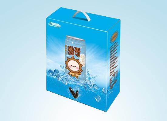 威海玥露泉海洋公司特立独行,推出全新海藻饮品