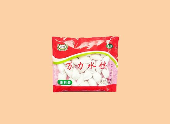 万力水饺:致力做大众水饺,让消费者百吃不厌!