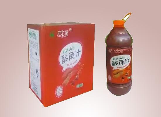 西昌汇康乳业公司专注植物饮料的研发,酸角汁颠覆想象力