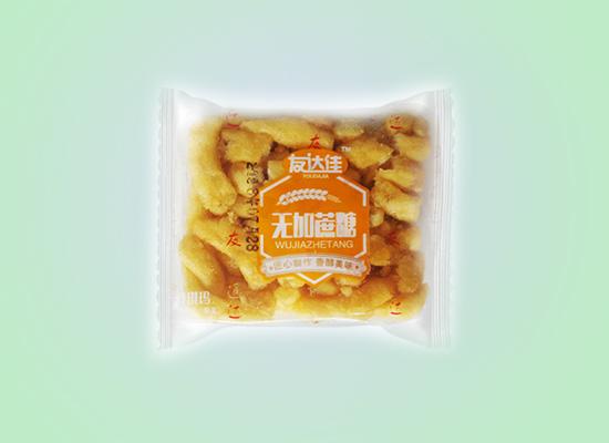 松软可口的沙琪玛,源自天杰美味小食品!