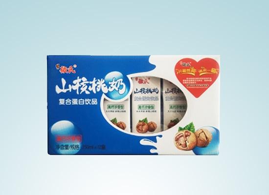 安徽徽氏食品公司心怀感恩,努力打造营养乳饮品