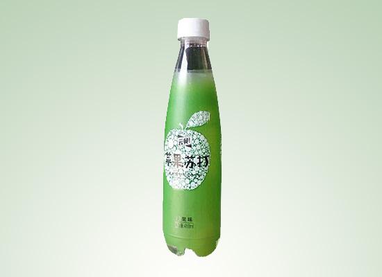 淮北市卡宝食品公司立足消费者角度,打造营养健康苏打饮品