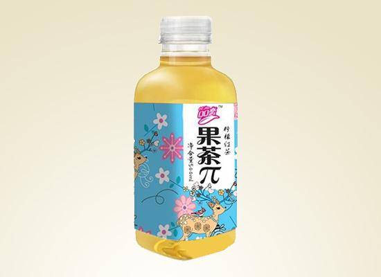 石家庄永禄饮品公司提倡轻食主义,打造养生茶饮料