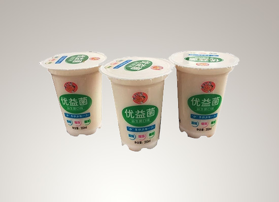 新郑市源浩食品公司专注儿童饮品,推出果味乳饮品