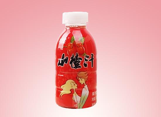 河南省美汁恋食品公司专注果汁饮料,打造助消化山楂汁