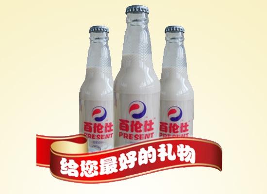 江西百伦仕公司抢滩早餐市场,强势推出营养豆奶饮品