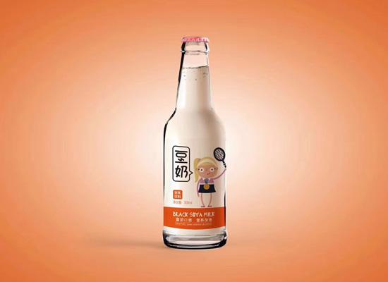 山东味畅舒公司推出早餐豆奶饮品,让你的生活充满健康