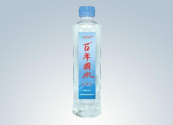 贵州善食良品食品公司另辟发展途径,推出创新型高锶水
