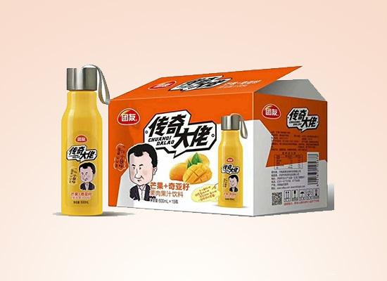 河南贝思客食品公司服务大众,新鲜果汁看得见