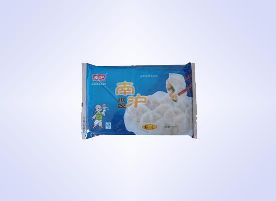 南沪虾仁水饺独具特色的海鲜水饺,让美味留在唇齿间!