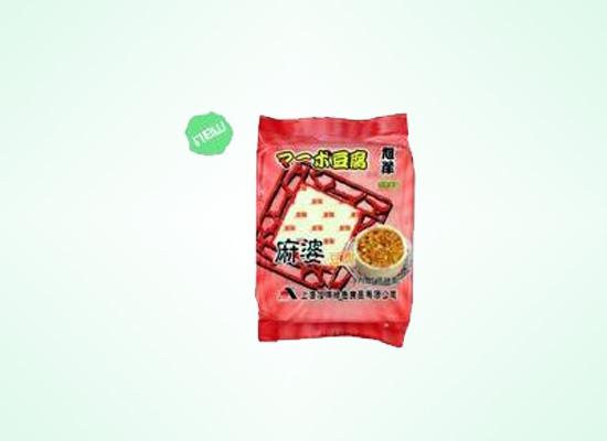 旭洋麻婆豆腐让豆制品更加有风味,麻辣又下饭!
