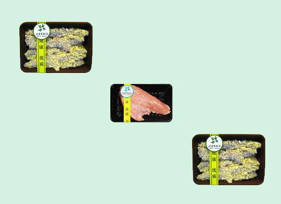 圆香黑猪肉:肉味纯香,卖相突出!