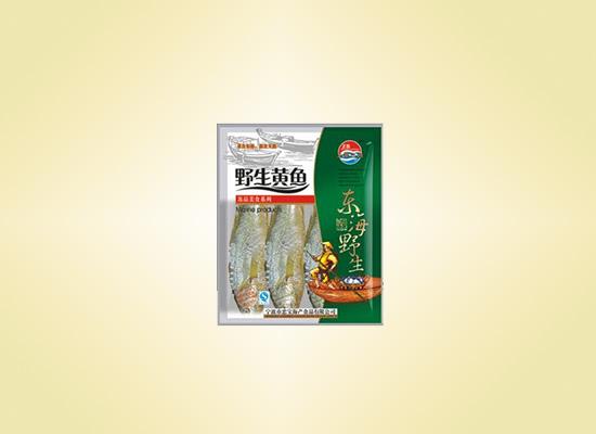 想念原生态的味道,忠宝野生黄鱼美味上线!