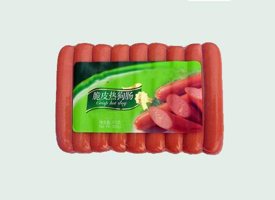 脆皮热狗肠满嘴都是酥脆鲜香的味道,好吃到停不下来!