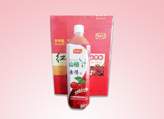 石家庄佳贤食品公司凭借先进的工艺,打造助消化山楂汁