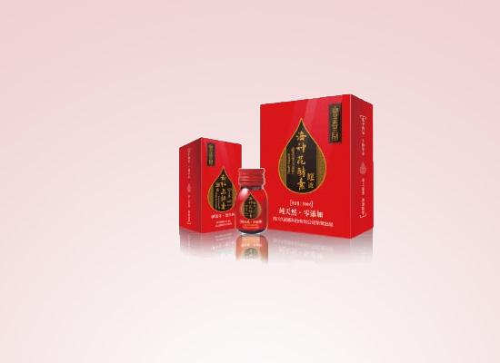 四川久润泰公司以植物为开发基准,推出系列酵素饮料