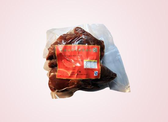 赵成林传统酱猪蹄,肥而不腻肉厚且入味!
