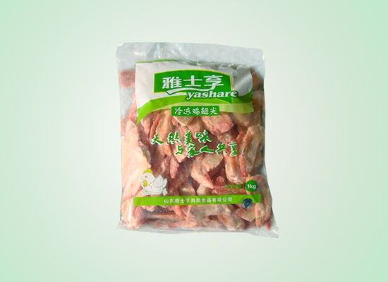 雅士享冷冻肉制品采用高标准生产技术,让大家吃放心肉!