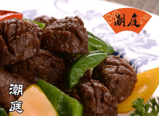 十年磨一剑,潮庭肉丸用真材实料生产原汁原味的美食!