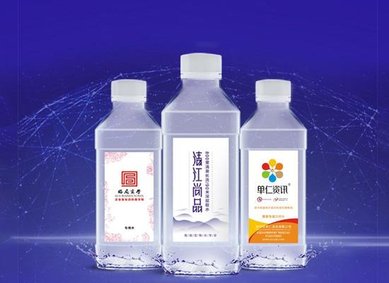 清江尚品矿泉水取自天然水源地,高品质更放心