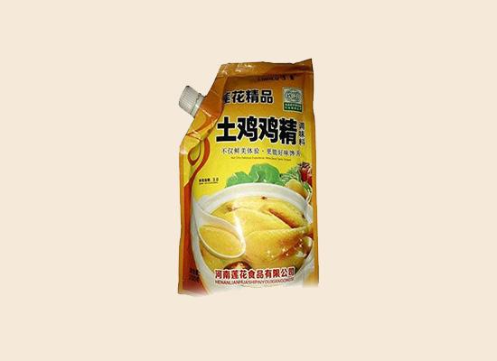 莲花牌土鸡鸡精让你体验鲜美食物口感,好吃又美味!
