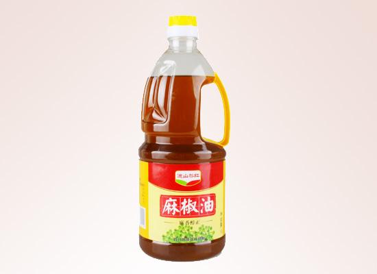 遍山黎红麻椒油挑战辣味新高,辣到离谱辣到停不下来
