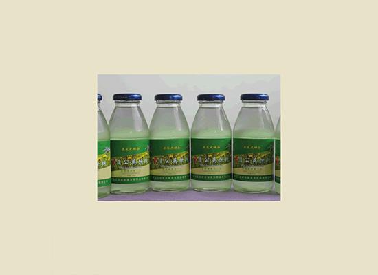 依托珍贵野生自然资源,打造高质量饮品!