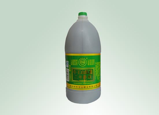 牛王山醋业以陈酿为原则,成就专业调味品酿造企业