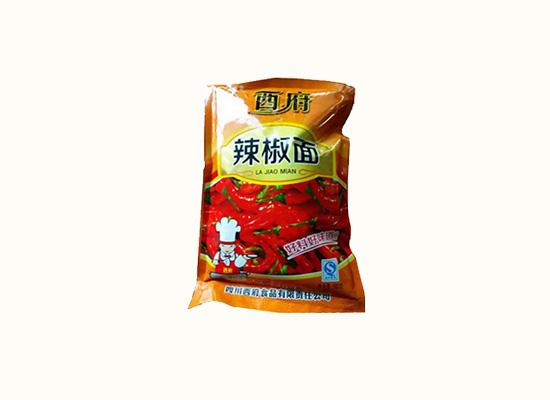 西府辣椒面调味料,用好材料换好味道!