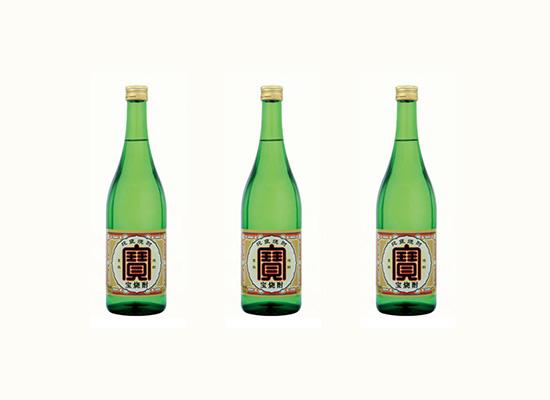 宝酒造用精良的蒸馏技术,还你口感纯净的烧酒饮品!