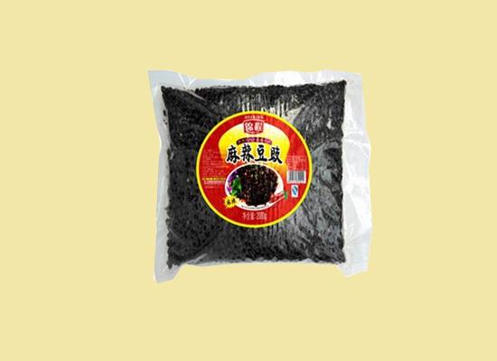 锦程麻辣豆豉还原传统风味,给你不一样的调味料!