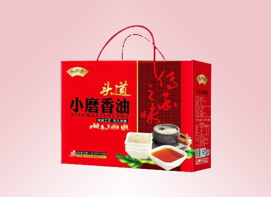 九州红香油:香味浓郁,带给你健康和美味!