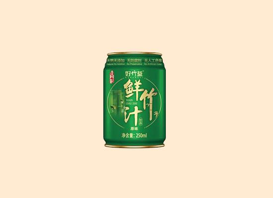 广西金门记生物科技公司:依托竹文化,打造绿色饮品!