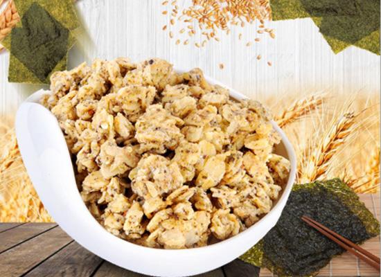 朗萃燕麦脆片好吃又营养,让你的早餐没有烦恼!