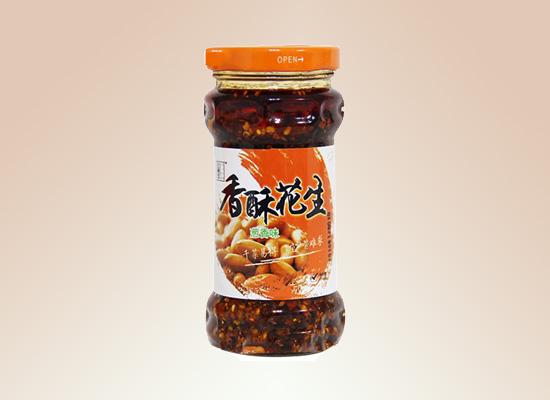 亿稼宜香辣酱:香味十足,辣的过瘾!