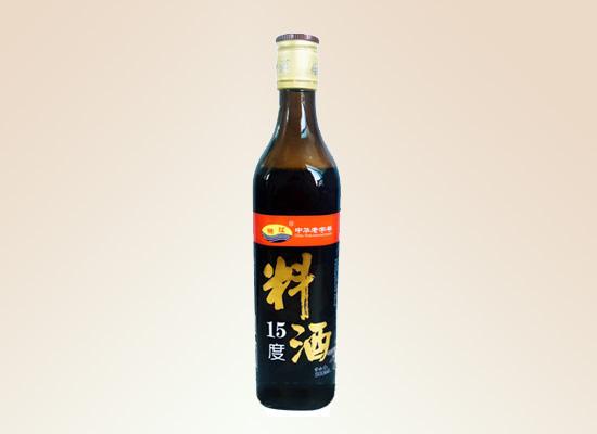 绍江料酒让你的饭菜更鲜,营养+美味双重体验