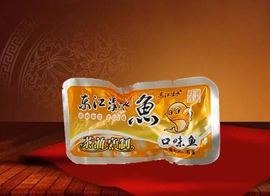 东江清水小鱼干香辣爽口,给你的味蕾带去全新体验