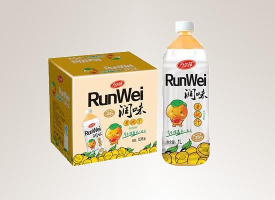 力尔系列果汁营养丰富,满满水果力让你品尝新鲜感觉