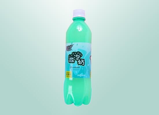 当碳酸饮料邂逅牛奶,雪之吻带你体验不一样的饮料