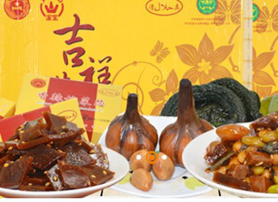 潍坊金宝食品公司倾心打造健康食品文化!