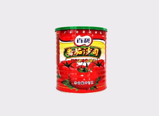 嘉美鲜番茄沙司酱,流行中的那种酸甜口感!