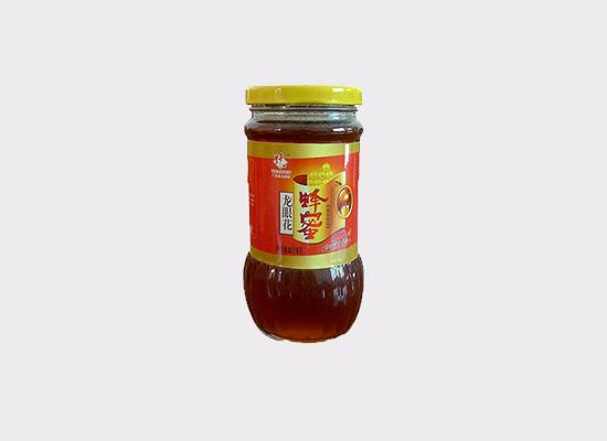 野珍蜂蜜添加龙眼花成分,增加蜂蜜更多口感!