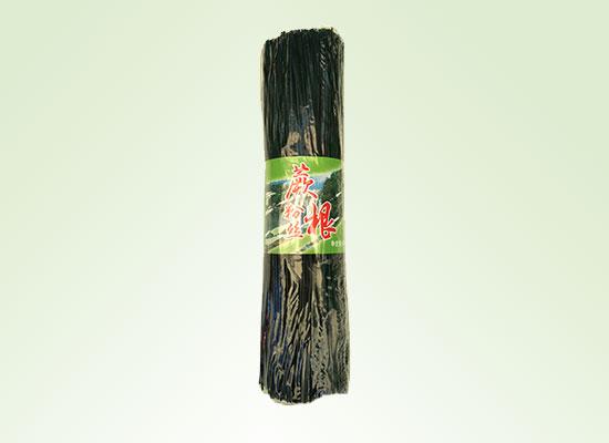福舒阳蕨根粉丝香弹爽口,做火锅的专属粉丝