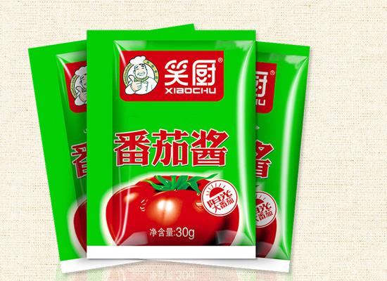 新疆笑厨食品公司坚持兼攻经营战略和品牌经营战略!